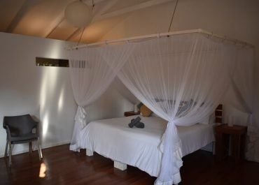 Tilak double bedroom interior