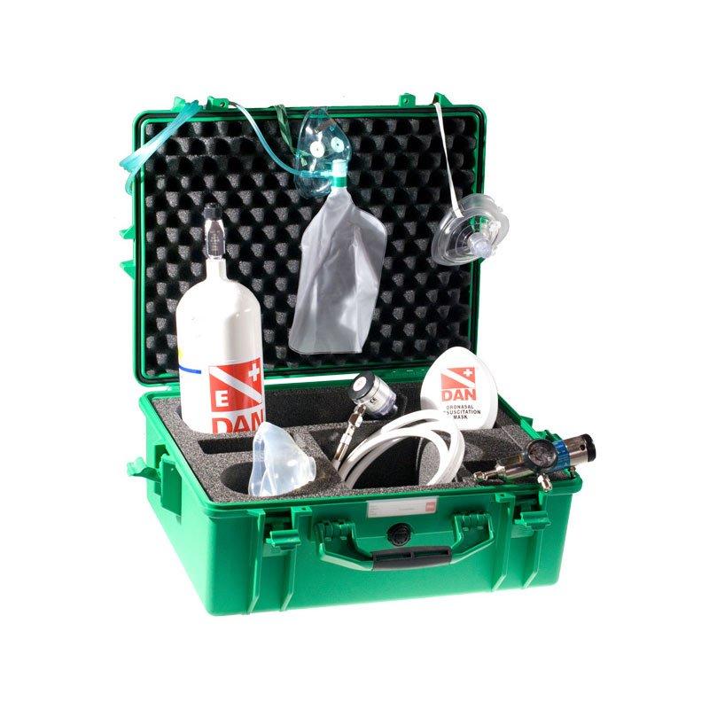 Divers Alert Network Oxygen Kit