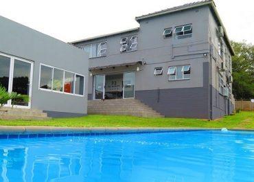 Scuba Co guesthouse view